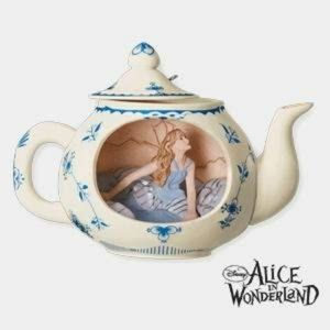 NIB: Disney's Back to Wonderland Hallmark ornament